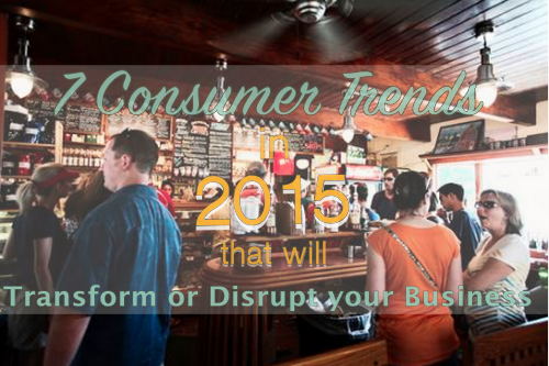Consumer Trends in 2015