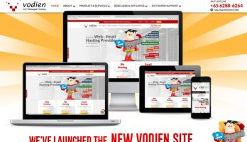 Mobile Websites - Vodien
