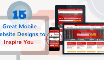 15 Great Mobile Website Designs