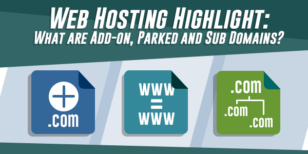 Addon Sub Parked Domains