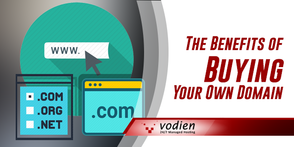 The Benefits of Buying Your Own Domain