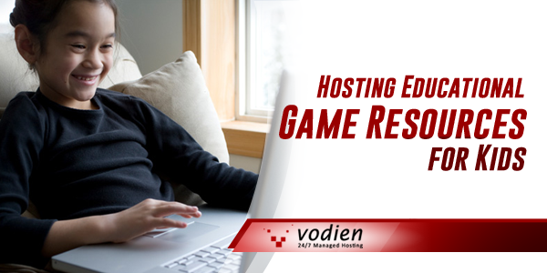 Hosting Game Resources for Kids