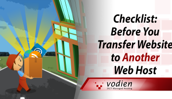 Transfer to another webhost