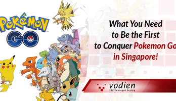 Pokemon Go Singapore