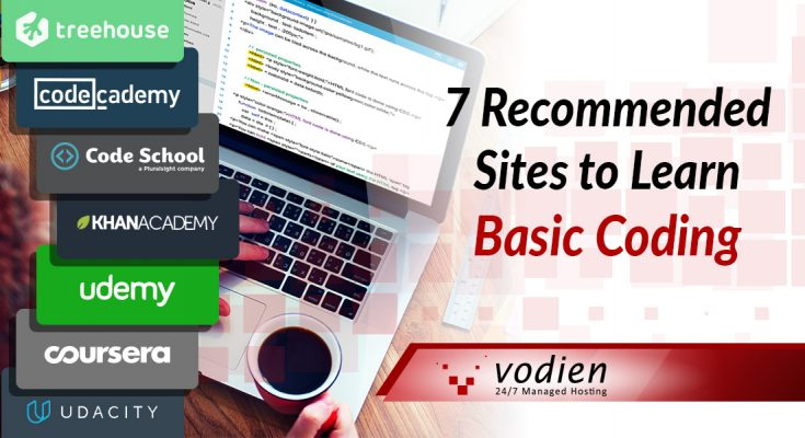 Web Development: 7 Recommended Sites to Learn Basic Coding