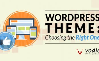 WordPress Theme: Choosing the Right One