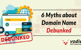6 Myths about Domain Name Debunked