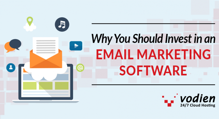 Why You Should Invest in an Email Marketing Software