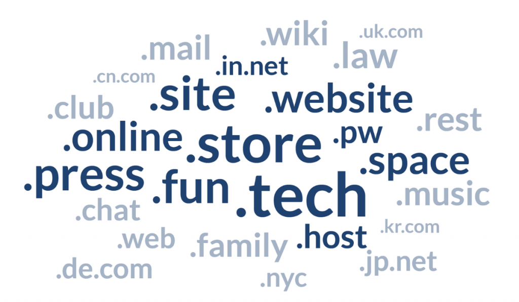 Make use of a meaningful domain name