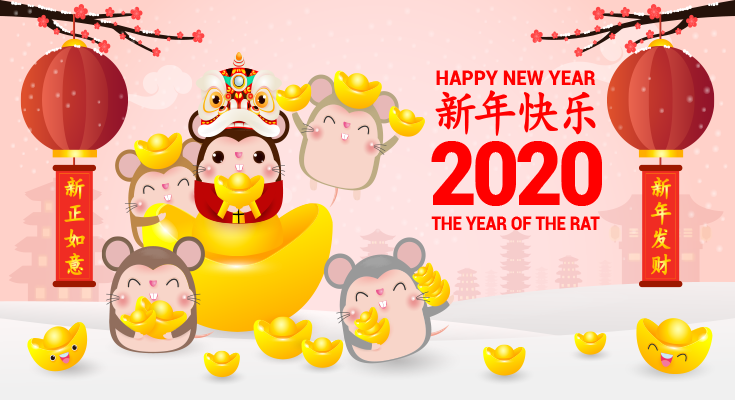 8 Ways to Invite Good Fortune for Your Business This Chinese New Year